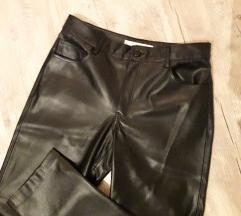 Nove Mango kožne hlače