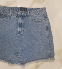 Mohito jeans suknja