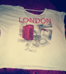 Hervis London majica