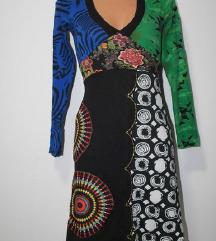 DANAS 190 KN! DESIGUAL haljina XS, 34