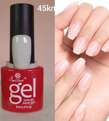 Milky White gel!