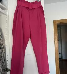 Bsk hlače s remenom