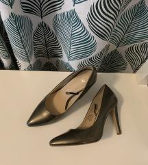 Nove H&M metalik cipele na petu