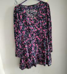 Zara haljina cvjetni uzorak