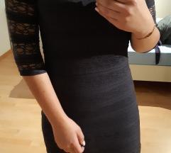Mini haljina od čipke