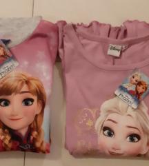 Frozen Disney majice - DVIJE NOVE s etiketom🦄🦄