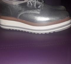 Cipele..Srebrne..Povoljno!!