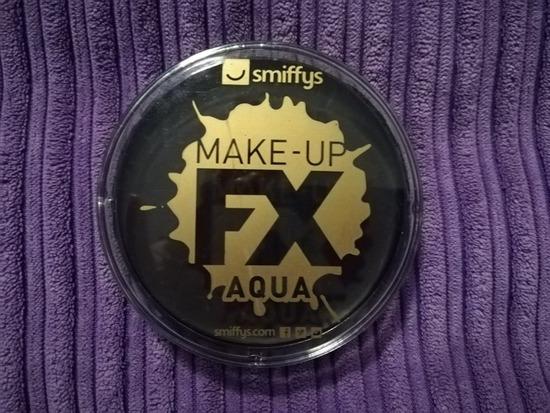 NOVA crna make-up boja za lice i tijelo