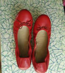 Balerinke - crvene i bež