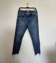 ZARA jeans hlače uske