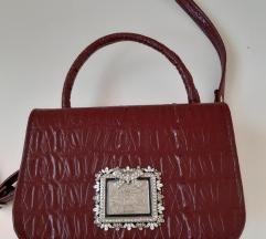 Lovely bags torbica bordo
