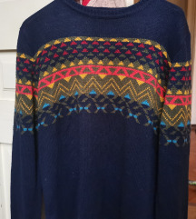 Slatki šareni džemper