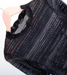 Čipkasta Zara majica (S/M)