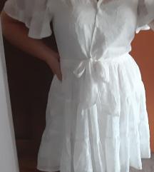 *DOTTI bijela haljina* vel 40-42, uključena pt