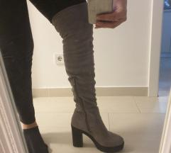 Čizme preko koljena br 40