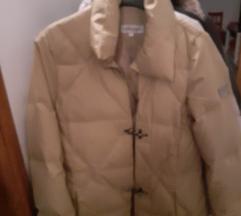 Zenska jakna vel l boja senfa