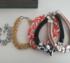 Lot ogrlica