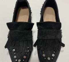 ZARA kožne cipele br.37