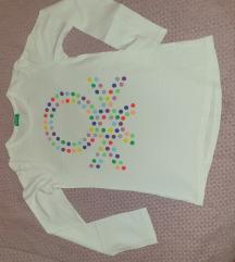 Benetton majica 140 nova