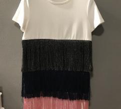 Zara haljina sa resama