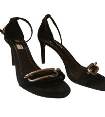 Balenciaga sandale crne