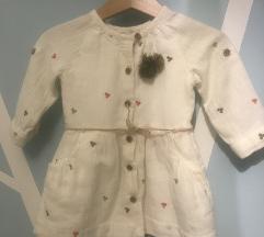 Zara haljina za djevojčicu 74