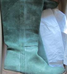 Čizme kožne Guliver - 41