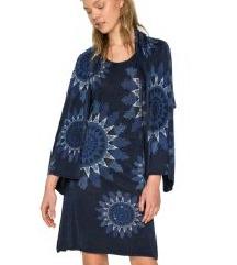 Desigual haljina i bolero XL novo