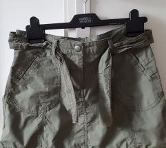 kratka suknja military 164 , XS/S