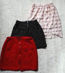 LOT 3 suknje S