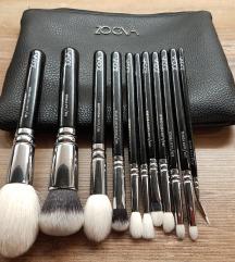 Zoeva set makeup brushes i torbica