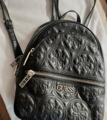Guess kožni ruksak