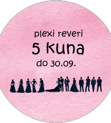 reveri/kitice za vjenčanje