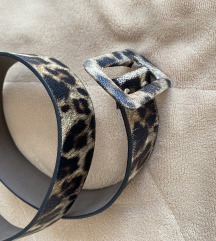 Leopard remen siroki