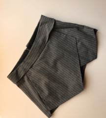 Zara suknja hlače 32% vuna