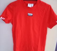 Crvena adidas majica