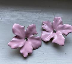 Elegantne cvijet naušnice (poštarina u cijeni)