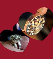 %%Srebrni 925 prsten
