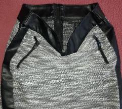 Amisu nova kozna suknja