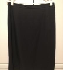 VARTEKS Crna suknja