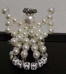 Personalizirani anđeli od perlica