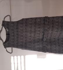 River Woods tweed haljina