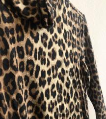 🐆 H&M leopard dolčevita 🐆