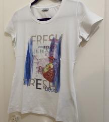 Liu Jo bijela majica kratkih rukava
