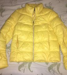 Žuta Vero Moda jakna