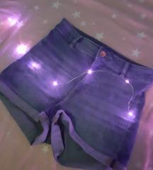 S/M- H&M traper kratke hlače