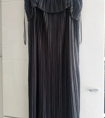 Zara midi slip haljina