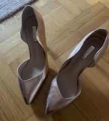 Cipele rose gold