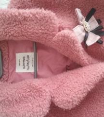 💕 Puder roza teddy bunda  xs ZARA