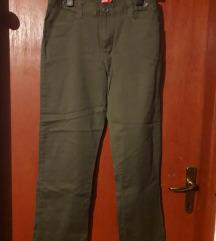 Mana sivo zelene hlače